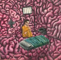 Prisoner to the Mind by swiftcross