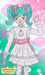 Confection Cuties-Candi Love by Animecolourful