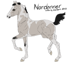 4435 Foal Design by Orstrix