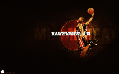 Dwyane 'Flash' Wade by DesignsByGuru