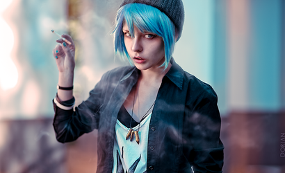 I'm Price. Chloe Price. by MityaDemitsky