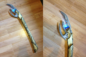 Loki's Spear by Ginger-Storm