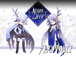 Adoptable Auction[CLOSED]-02 (Add ab) by o2o200