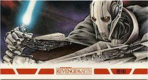 General Grievous RotSITH Artist Proof by Erik-Maell