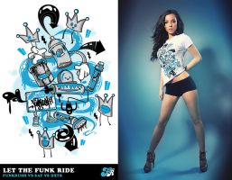 Let the Funk Ride by pete-aeiko