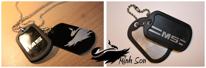 Minh Son Dogtags by Brother-MS