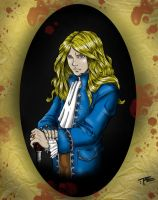 THE VAMPIRE LESTAT by NightInk-RcArt