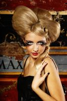 Madalina make-up and hair by by sergefashion