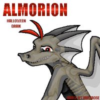 Fatpixelled Draikified Almor by RoseSagae
