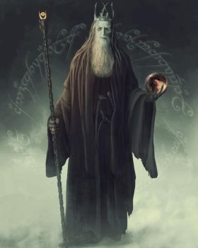 Gandalf the Black by Benco42