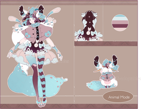 [CLOSED] ADOPT Auction 12 - Aloise species 04 by Piffi-sisters