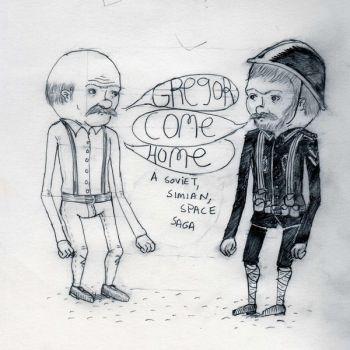 Gregor Come Home-Sketch 3 by Angryviking