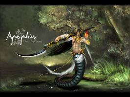Apophis 2 by real4fantasy