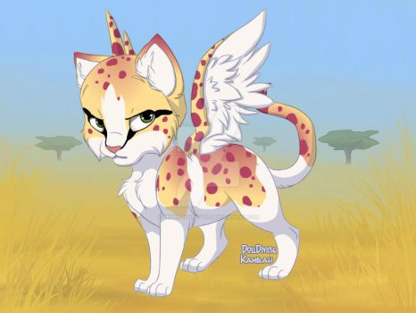 Cat Adopt 2 by GeneralKitty23