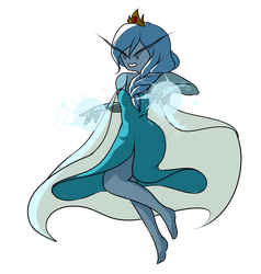 Ice Queen by pikadiana