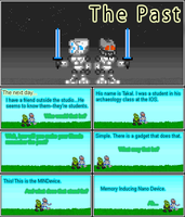 The Past: Part 3 by Color17