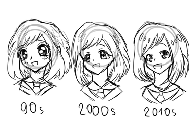 Style Challenge WIP by nellydrawings