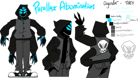 Mod by parallaxabomination