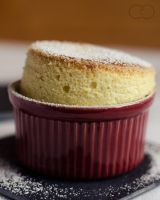 Souffle a la vanille by ClaraLG