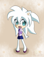 Gift: Chibi Esperanza by Flame-of-Icarus