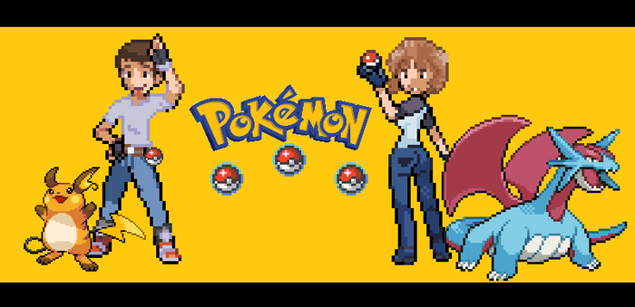 PkMn Trainers by Happehfox