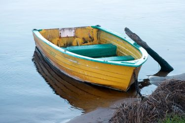April CPM Art Challenge Boat on Water 1404 by ColoredPencilMag