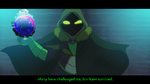 The evil master mind by FlightBotJetwing