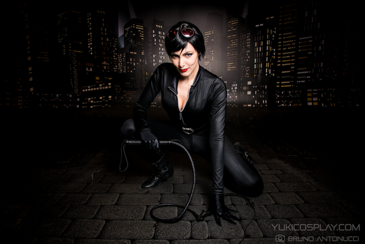 Catwoman Cosplay - Night in Gotham by Yukilefay