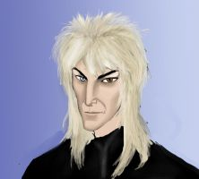 Jareth the Goblin King by Lucius007