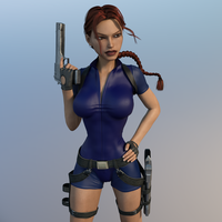 Angel of Darkness 6 by tombraider4ever