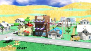 (MMD Stage) Onett Download by SAB64