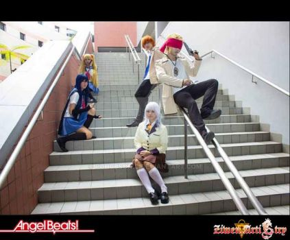 Angel Beats! by pohcbSonic