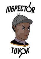 Inspector Tuvok by flailingmuse