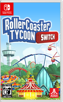 RollerCoaster Tycoon Switch by PeterisBeter