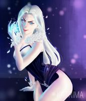 Snow Queen by HVMALA