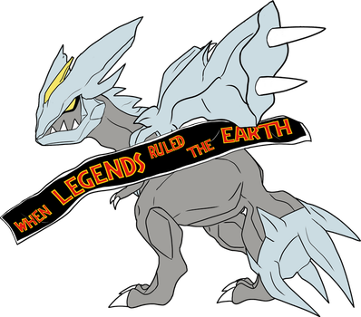 When Legends Ruled The Earth by himanuts
