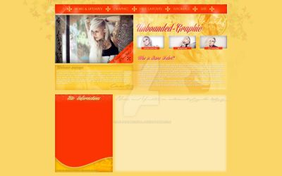 layout at unbounded-graphic.blog.cz #2 by ChelseaMitchell