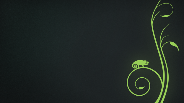 Grow - openSUSE 12.3 wallpaper by ivan-cukic