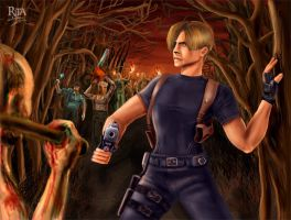 Resident Evil by rita-unknown