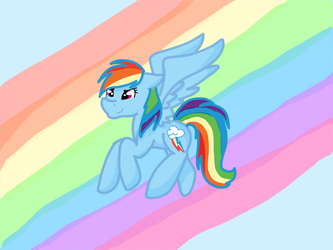 Rainbow Dash Day! by DawnsyBebo