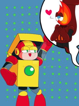 ArtTrade: Heatman and Furnaceman