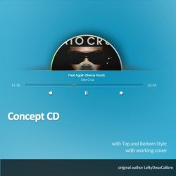 Concept CD by yugal