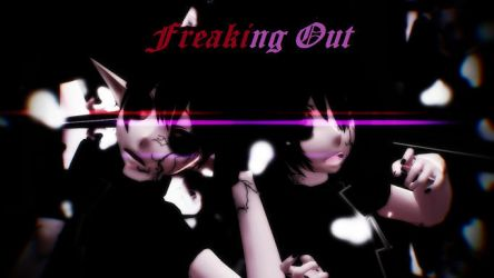 [MMD X OC] Freaking Out by Elisemarsha