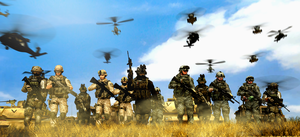 U.S Ground Forces by LordHayabusa357