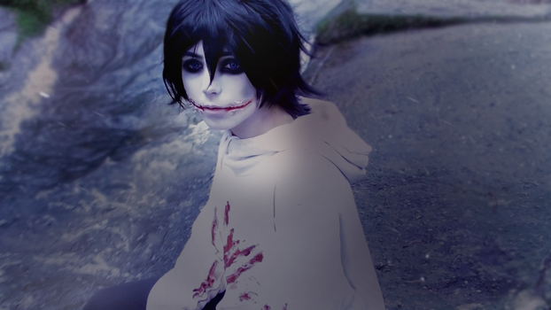 Jeff the killer Cosplay 3 /// CREEPYPASTA by betweenmyface