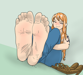 You Like My Soles, Don't You? by PawFeather