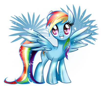 Dashie by selinmarsou