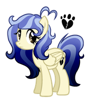 Mlp Next Gen Ghost Heart by 6SixtyToons6