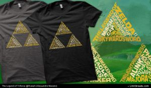 The Legend of the Triforce [The Legend of Zelda] by Ruwah