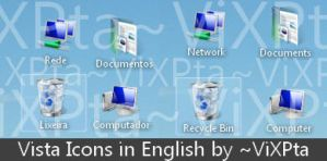 Vista Icons Version 3.0 Beta by ViXPta